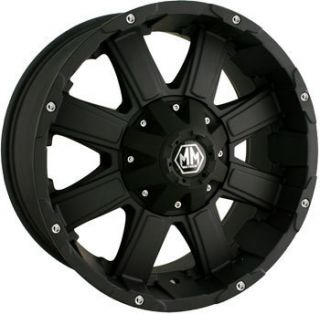 20 Mayhem Chaos 6x135 Rims with 37x13 50x20 Toyo Open Country MT