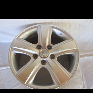 2010 Toyota Camry SE Used 17 inch Alloy Wheels Rims No Reserve