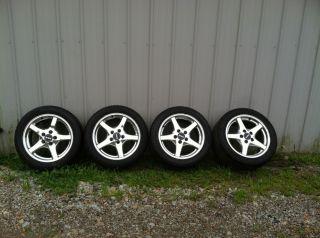 to 2002 Pontiac WS6 Trans am Firebird formula 17x9 factory wheels. ls1