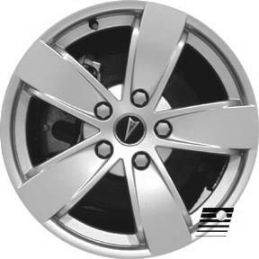Refinished Pontiac GTO 2004 2007 17 inch Wheel Rim OE