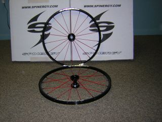 Spox Spinergy Everyday Wheelchair Wheels Pair Opened Box