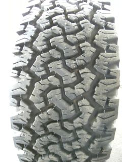Lt 265 75 16 BFGoodrich All Terrain T A KO 12 32 Tread Left 123s Load