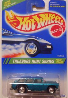 Hot Wheels 1995 Treasure Hunt Nomad Limited to 10 000