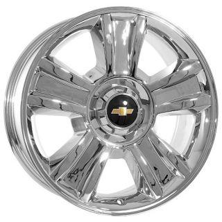 20 Chevy Silverado Suburban Tahoe Avalanche Wheels Rims