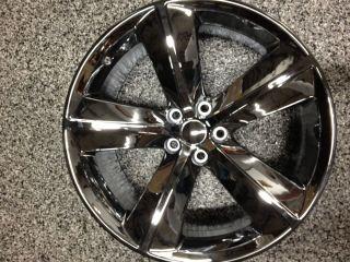 Challenger SRT 8 Factory Chrome Wheels Rims Charger Magnum 300C