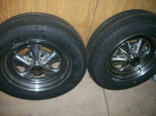Cragar 15 Super Sport Wheels 4 5 Drag