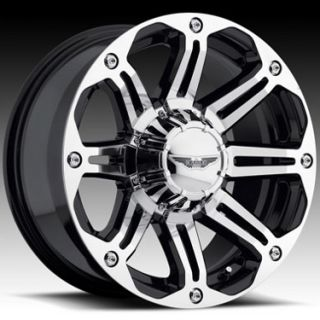 Eagle 050 Wheels Rims 17x8 Ford Ligth Duty F250 and 04 12 F150 with 7