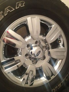 2012 Ford F150 Wheels and Tires