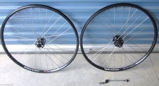 15mm thru Axle Front Mach 1 2 30 Disc Mountain Bike Wheels New
