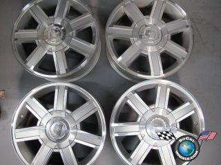 Escalade Factory 18 Wheels Rims OEM 5303 9596318 Tahoe Silverado