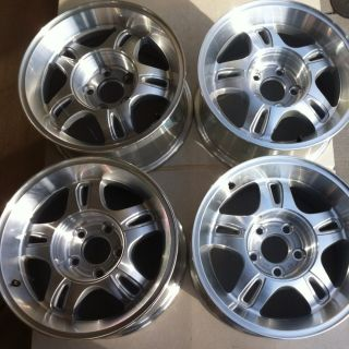 10 Pickup Blazer Extreme GM Wheels  16 Inch