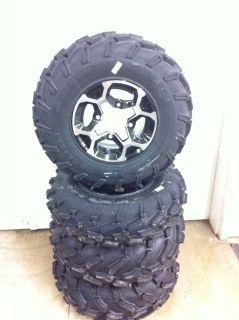 2012 Can Am Outlander XT Stock Tires Wheels 4 137