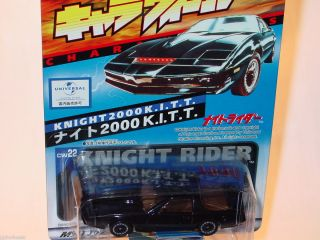 Hot Wheels 2001 Japan Knight Rider Kitt Car Black