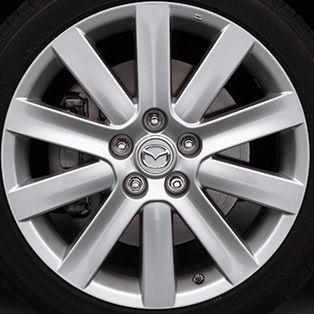 18 Alloy Wheel Rim for 2007 2008 2009 Mazda 3