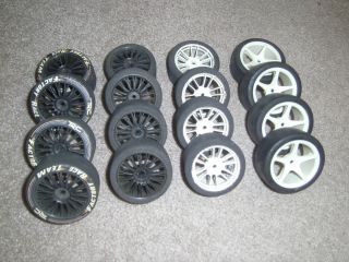 Old RC Touring Car Wheels Cheap