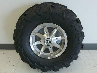 2012 Polaris RZR S 800 Tires Wheels Factory Takeoff Ranger Sportsman