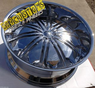 28 TW706 Wheels Rims Tires 6x139 7 Cadillac Escalade Wheels and Tires
