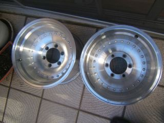 American Racing Outlaw Wheel 15x10 6 Lug Chevy Toyota