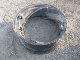 Allis Chalmers WD WD45 Spin Out Power Adjust Rim 12 Wide x 28