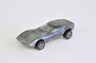 Hot Wheels Original Redline Torero Unpainted Zamac Very RARE