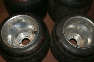 Maxxis Racing Go Kart Tires and Rims