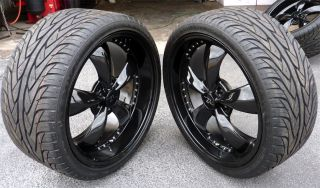 Mustang Bullitt Wheels 20x8 5 20x10 Wide Tires 2005 2012 Rims 20 Dish
