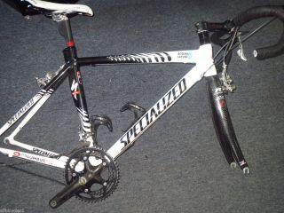 Specialized s Works TT Road Acqua Sapone Bike No WHEELS0