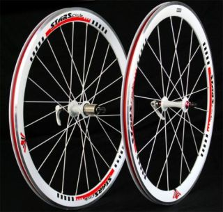 700c Stars Road Bike Wheels Wheelset Shimano 8 9 10