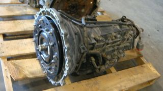 Automatic Transmission Jaguar s Type 4 0L V8 00 01 02 2000 2001 2002