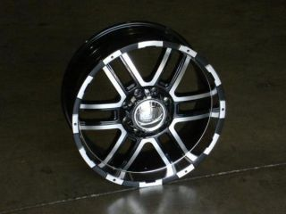 18x9 Ford Chevy Dodge Jeep 179 ion New Wrangler F150