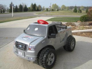 Power Wheels Ford Battery Operated F 150 Pick Up