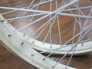 Freestyle ACS Z Rims Wheel Set 1980s Z Rims Haro Sport Master