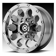 17 American Racing Slot Rims Wheels 17x9 24 4x165 1
