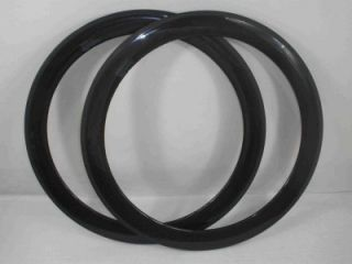 50mm Clincher Bicycle Rims 700c Full Carbon Fiber Road Bike Wheel 1