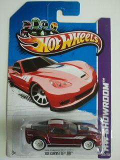 Hot Wheels Treasure Hunt Corvette ZR1 Hidden Treasure Hunt