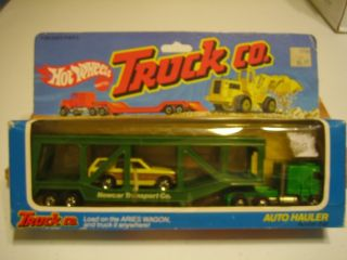 Hot Wheels Steering Rig Trucking Co