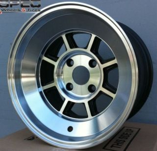 Rota Shakotan 15x9 4x114 3 0 Old School JDM Rim Wheel