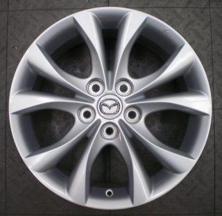 64929 Mazda 3 17 Factory Alloy Wheel Rim