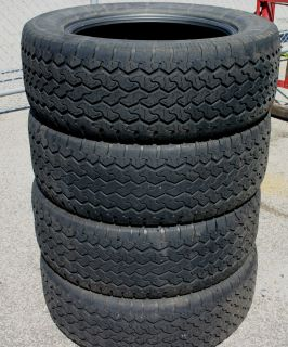 PRO COMP ALL TERRAIN 275 60 20 SET OF FOUR USED TIRES B18001 P275 60