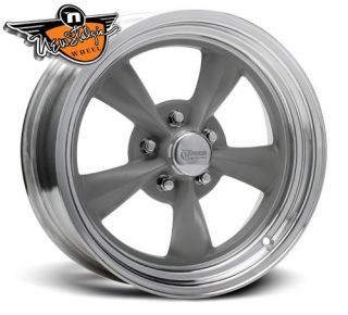 Rocket Racing Wheels Rocket Fuel Gray 15x7