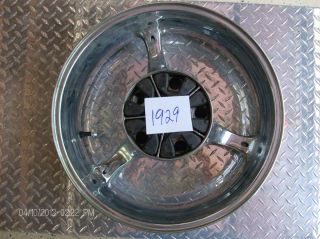 05 06 07 08 GSXR 1000 Rear Wheel Rim Chrome
