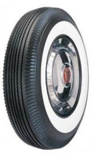 710 15 White Wall Tire Universal Brand