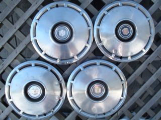 Chevy Chevrolet Impala Chevelle Hubcaps Wheel Covers