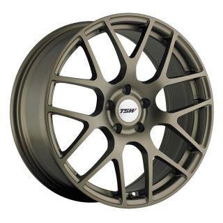 17x8 TSW Nurburgring Bronze Wheel Rim s 5x114 3 5 114 3 5x4 5 17 8