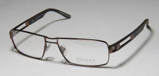 16 140 Brown Spring Hinges Full Rim Eyeglasses Glasses Frames