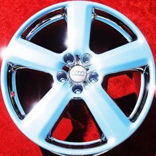 of 4 New 19 Audi A8 A8L Factory Chrome Wheels Rims S8 58795