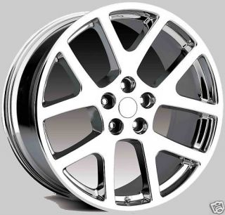 20 Jeep Viper Cherokee Commander Wheel Rim Chrome S
