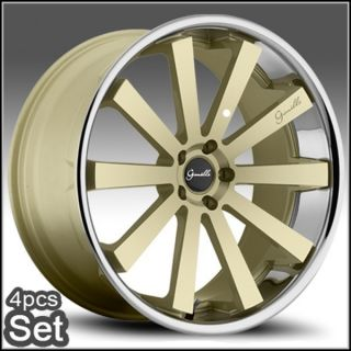 24inch Giovanna Wheels Rims 300C Magnum Charger Challenger