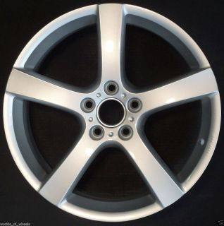 Volkswagen VW Golf Rabbit 18 5 Spoke Factory Wheel Rim H 69855