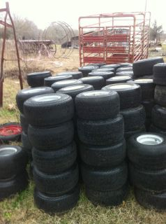 Used Golf Cart Wheels and Tires